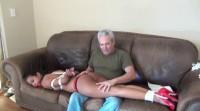 Drea Over My Knee