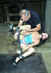Cheerful Night With BDSM Master