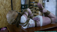 Terra Mizu Crotch Roped Hogtied – Scene 2 – HD 720p