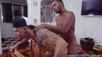 HotBoys – O Tecnico – Nego Brown E Theo Barone