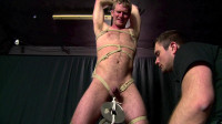 Straight Chap Roped To Pole And Tortured Chad Vol. 5