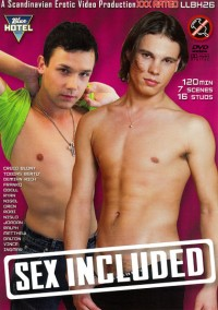 Bareback Sex Included – Creed Blony, Franko Odell, Jash Krutil