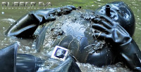Inflatable Rubber Muddy Moat – Part 2 – Full HD 1080p