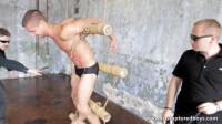 RusCapturedBoys – A New Captive From Shibari Maestro – I