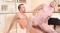 GayRoom – ShowerBait – Yoga Shower Creep (Tryp Bates, Mason Lear)