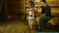 Barnyard Bondage For Riley Her Ordeal Continues Part 3