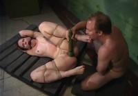 Caroline Piere Is Put Into A Bondage 69