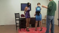 Holly Wood And Elizabeth Andrews – DayDreaming About Latex Playtime
