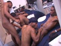 Black Urban Men Like Gangbang