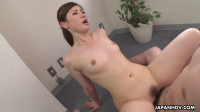 Maiko Sargimi – Sucks And Bonks An Upset Client This Day In The Office (2021)