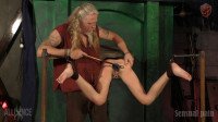 SP Hole In A Box – Abigail Dupree, Master James