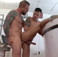Daddy Issues – Scene 1 – Casey Everett And Rocco Steele