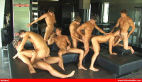 Peters Twins Orgy Part 2