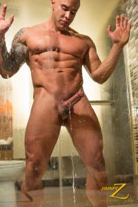 JimZ – Big Roger – Steamy Shower