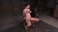 Pouty Pain Slut – Arabelle Raphael & Jack Hammer – 720p
