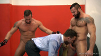 Double Strike – Logan Moore, Caleb Roca And Jessy Ares