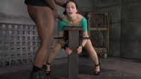 Sarah Shevon Restrained And Used Hard From Both Ends By Hard Cock, Drooling Brutal Deepthroat