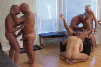 Real Orgies With Older Men