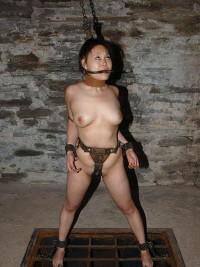 Little Korean And BDSM