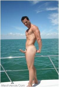 ManAvenue –  College Muscle Guy, Marco Blaze, Jerking Off Huge, Huge Dick