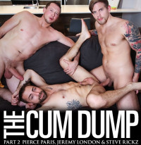 Masqulin – The Cum Dump, Part 2 – Jeremy London, Pierce Paris & Steve Rickz (1080p)