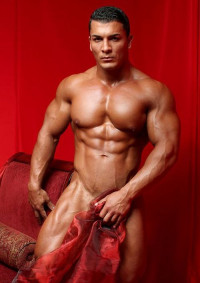 Omar Fabrouk – The Muscle Stripper