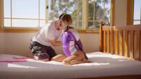 Purple Realise Thong Swimsuit – Mina