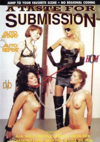 A Taste For Submission DVD