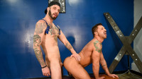 DominicPacifico Romeo Davis & Dominic Pacifico – Boning A Gay Romeo