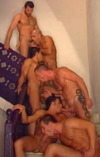 Deep Orgies With Enormous Dicks