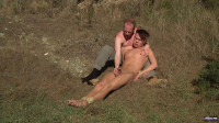 Stroking Out Loads In The Sun