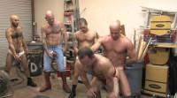 Uninhibited Fisting Orgies