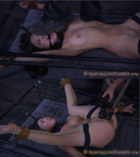 Extreme Bondage, Domination, Spanking And Torture For Naked Bitch (part 2)