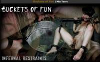 Infernal Restraints – Sep 22, 2017 – Buckets Of Fun
