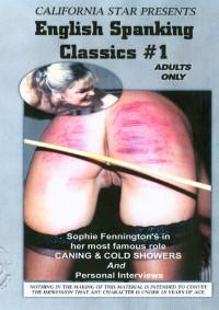 English Spanking Classics 1 DVD