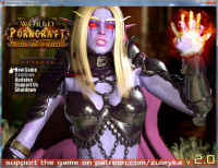 World Of Porncraft – Whorelords Of Draenor – Super Game