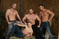 Raw Adventures, Sc. 3 Abducted Borek Sokol, Marek Borek, Ondra Matej, Tomas Fiedel (2015)