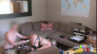 Rebecca – Double Penetration For Big Titted Blonde
