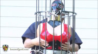 Bondage, Strappado And Castigation For Sexy Angel In Latex Part 1