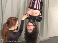 HouseofGord BDSM Latex-Ruber Bondage – Pt 2