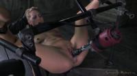 Roxy Rox Bound And Drilled Down By Relentless Fucking Machine Orgasms (2013)