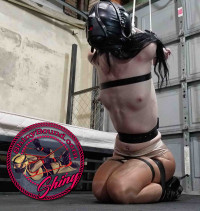 SBound – Lydia Black.. Quiet Time In Sensory Deprivation