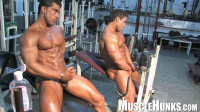 MuscleHunks – Boris Makov & Scott Kirby