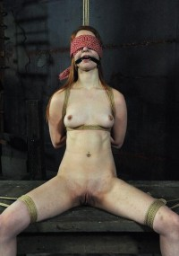 Young And Hot Slave In Torture