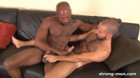 Strong-Men – Kid Barraca And Kid Chocolate