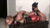 Brendasbound – Introducing Kristen She Takes On The 500 Foot Hogtie Challenge