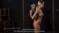 Sexy Slave Fatima Enjoys Brutal Bondage