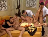 Sneaky Friends In Raw Orgies