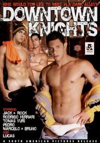 Downtown Knights (Uncut Interracial Fuck Fest) – Jack Joy, Rodrigo Ferrari, Tomas Yuri