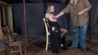 Macy Nikole – Long Black Dress And Sexy Legs